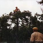 Jäniksen vuosi (1977). Ohjaus: Risto Jarva. Kuvassa: Antti Litja ja Martti Pennanen