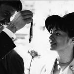 Onnenpeli (1965). Ohjaus: Risto Jarva. Kuvassa: Jaakko Pakkasvirta ja Anneli Sauli