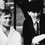 X-Paroni (1964). Ohjaus: Risto Jarva, Jaakko Pakkasvirta, Spede Pasanen. Kuvassa: Spede Pasanen ja Jaakko Pakkasvirta