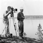 Yö vai päivä (1962). Ohjaus: Risto Jarva ja Jaakko Pakkasvirta. Kuvassa oikealla: Risto Jarva